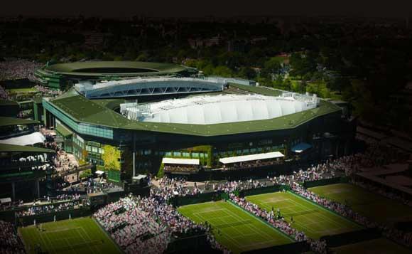 Wimbledon-stormy