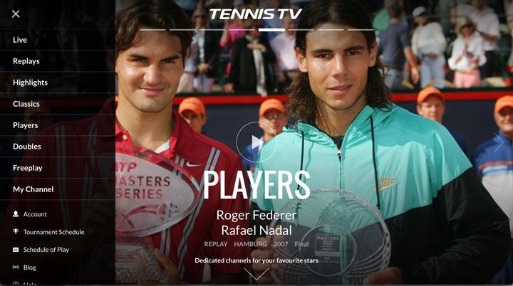 テニスTV(TENNIS TV)の料金や契約・解約方法まとめ