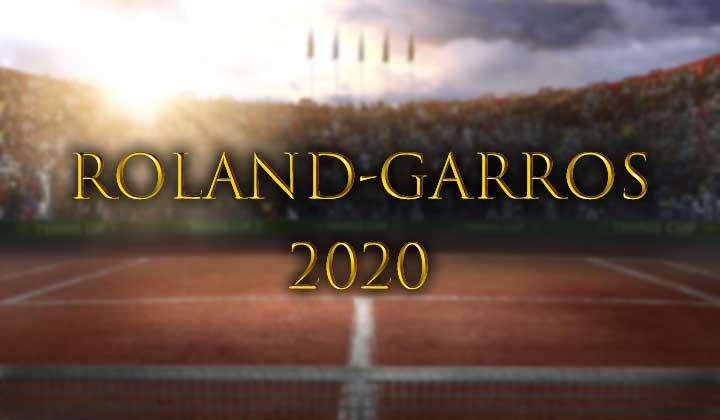 2020年・全仏オープン(ローランギャロス)