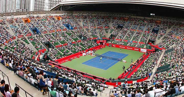 楽天オープンテニス2019のドロー発表!ジャパンOP組み合わせトーナメント表