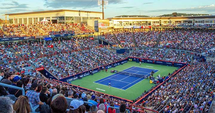 ロジャーズカップ2019(モントリオール)の日程、錦織テニス放送予定、ドロー、賞金・ポイント