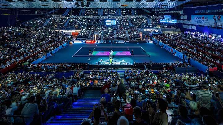 エルステバンクオープン2019のドロー(トーナメント表)、対戦相手組み合わせ