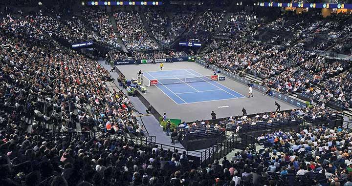 パリマスターズ2019の日程、出場選手、錦織テニス放送予定、ドロー、賞金・ポイント