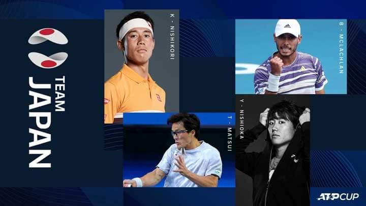 【2021年2月最新】ATPカップ2021の放送|テレビ朝日放送予定・ネット中継配信スケジュールと日本代表戦の試合日程|錦織圭・西岡良仁出場