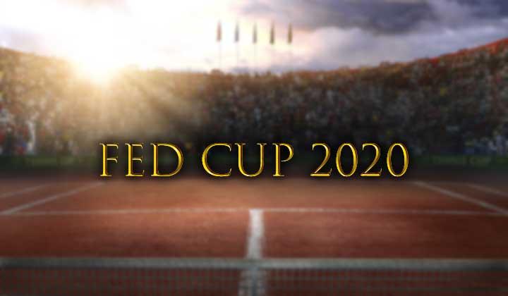 【フェドカップ2020放送予定】テレビ放送とネット中継(ライブ配信)の日程・無料視聴方法